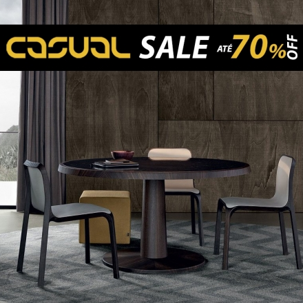 CASUAL SALE INTERIORES - ATÉ 70% OFF!